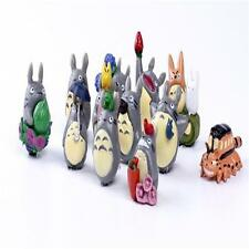 New 1 pc Cute Kitten Totoro Doll Figurines for Miniature Garden Decoration H1