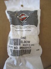 International Navistar parts Pipe Elbow p/n 3600231C1 truck tractor New