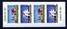 CYPRUS - CIPRO TURCA - Libretto - 1987 - Europa. Architettura moderna. ABA464