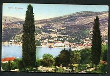 C1920's View of Gravosa Harbour, Croatia