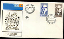 South Africa 1975 President Diederichs FDC First Day Cover #C13663