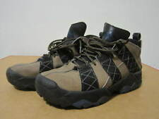 Adidas Torsion Hiking Boots 1995 vtg shoes rare 90s brown