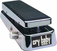 Dunlop 535QC Cry Baby Multi-Wah Chrome Pedal, Brand New, Free Shipping