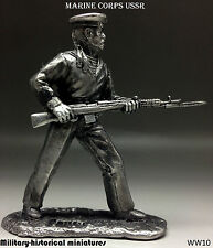 Tin soldiers 54 mm Marine corps USSR