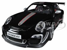 PORSCHE 911 (997) GT3 RS 4.0 BLACK 1/18 DIECAST CAR MODEL BY AUTOART 78146