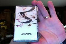 Apsaras- self titled- 1984- new/sealed cassette tape- cracks on front of case
