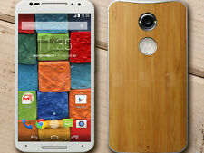 Motorola Moto X 2nd Generation Factory Unlocked (Wood Grain) - Good