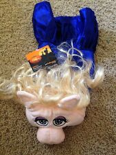 Miss Piggy Dog Costume Disney Small New With Tags Halloween