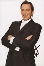 STRICTLY COME DANCING: CRAIG REVEL HORWOOD SIGNED 6x4 PORTRAIT PHOTO+COA