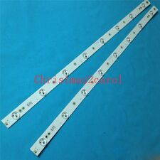 "4PCS 32"" inch TV  Universal Samsung LED Backlight Strip 650* 20mm 10 Lamps NEW"