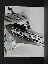 Old Photo, Model Airplanes, Toys, One Photo #08