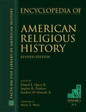 Encyclopedia of American Religious History, 2-Volume Set: Revised Edit-ExLibrary
