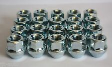 20 X M12 X 1.5 OPEN END ALLOY WHEEL NUTS FIT TOYOTA PRIUS PICNIC RAV 4