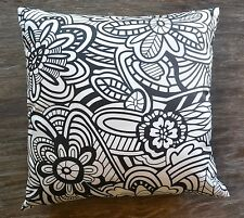 "Missoni Home Ozzy 16 x 16"" Floral Cushion or Pillow, color 601"