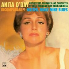 Anita O'Day: INCOMPARABLE + WAITER, MAKE MINE BLUES (2 LPS ON 1 CD)