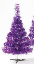 90cm Christmas Tinsel Tree with Plastic Base PM102