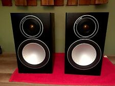 Monitor Audio Silver 1 Bookshelf Speakers Monitors MINT Condition