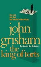 JOHN GRISHAM ___ THE KING DE TORTS __ MANCHADO EN TIENDA___ GB ENVÍO GRATUITO