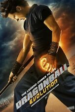POSTER DRAGONBALL EVOLUTION JUSTIN CHATWIN MOVIE BIG A2