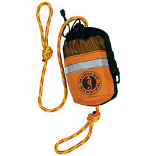 Mustang Survival 75' Marine Boat Rescue Throw Bag with 75ft Floating Rope MRD075