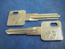 Chrysler Pentastar Eagle Logo Ilco RN32 Automotive Car Key Blank KAR 84729