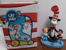 SEUSS CAT IN HAT BOBBLE BOBBING HEAD NODDER MEDIUM SIZE