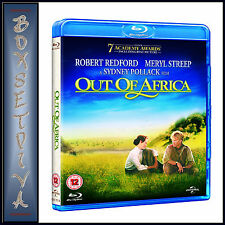 OUT OF AFRICA - Meryl Streep & Robert Redford ***BRAND NEW  BLU-RAY ***