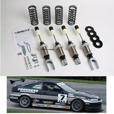 PROGRESS CSII CS2 COMPETITION COILOVERS 96-00 HONDA CIVIC SI 93-97 HONDA DEL SOL