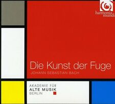 Akademie f r Alte Musik, Berlin, J.S. Bach - Art of Fugue [New CD]