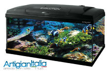 ACQUARIO ACQUARI COMPLETO CON ACCESSORI HAQUOSS EVOLUTION 80 MOBILE A RICHIESTA