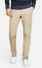 BONOBOS 30x32 Stretch Washed Chinos - Straight Leg Pant - Baja Dunes $98