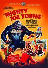 MIGHTY JOE YOUNG - (1949 Terry Moore) Region Free DVD - Sealed
