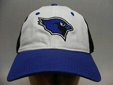 WB - BLUE CARDINALS LOGO - EMBROIDERED - ADJUSTABLE BALL CAP HAT!