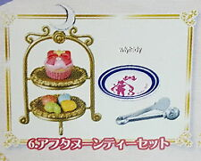 Sailor Moon Crystal Cafe Sweets Collection  Set No.6 , 1 pc Only - Re-ment