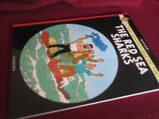 The Red Sea Sharks  #19 The Adventures of Tintin ~ Hergé.  Abdulla HERE in MELB!