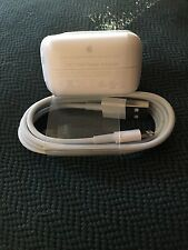 Genuine OEM 12W USB Power Adapter Wall Charger for Apple iPad 2 3 4 Air + Cable