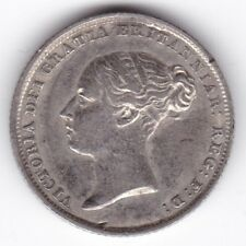 1845 Victoria Sixpence***Collectors***