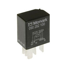 Monark 12 V/15 a/25 a micro change over Relay with resistance
