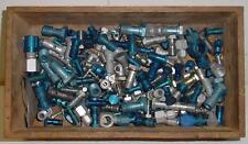 Gros lot de divers raccords pneumatiques aluminium