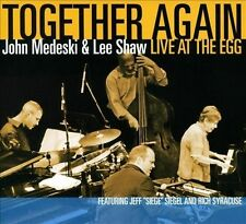 NEW - Together Again by John Medeski & Lee Shaw