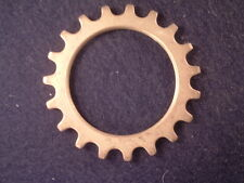 Regina Oro Freewheel Cog NEW / NOS Vintage 19T Threaded- #3 Large Dia.- 1970's++