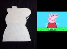 "Novelty Baking Tins - Peppa Pig - 3"" Deep"