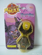 MIGHTY MAX / Horror Heads - Nightwing / Bluebird [ Neuf sous blister ]