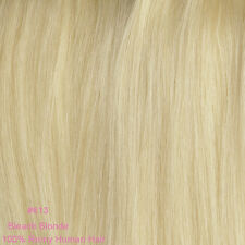 Remy 100% Real Human Hair Extension Clip In One Piece Hair Extensions Full Head