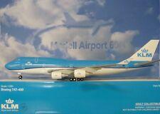 Hogan Wings 1:200 Boeing 747-400 KLM City of Tokyo LI10123+ Herpa Wings Katalog