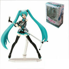 New Anime VOCALOID Hatsune Miku Action Figure Figurine Figma Toy Gift Collection