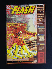 FLASH SECRET FILES & ORIGINS 3 DC High Grade 1st Print NM Hunter Zolomon ZOOM