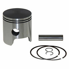 """Yamaha 3 Cylinder 40 50 HP Outboard +.020""""(+.50mm) Piston Kit 84-Later 6H4-11631"""