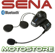 SENA SMH10 DUAL KIT MOTORCYCLE STEREO BLUETOOTH 3.0 HEADSET AVRCP INTERCOM PAIR