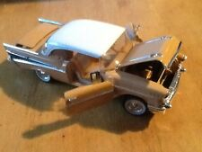 New 1/32 scale diecast 1957 Chevrolet Bel Air  coupe